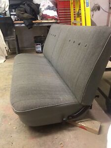 80's Chevy c10 bench seat