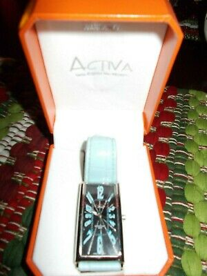 Activa Swiss Watch BABY BLUE 495494