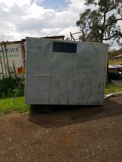 Box trailer / Dog trailer Londonderry Penrith Area Preview