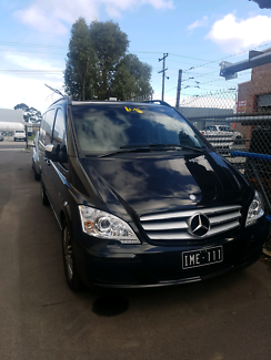 Mercedes 2012 Viano South Yarra Stonnington Area Preview