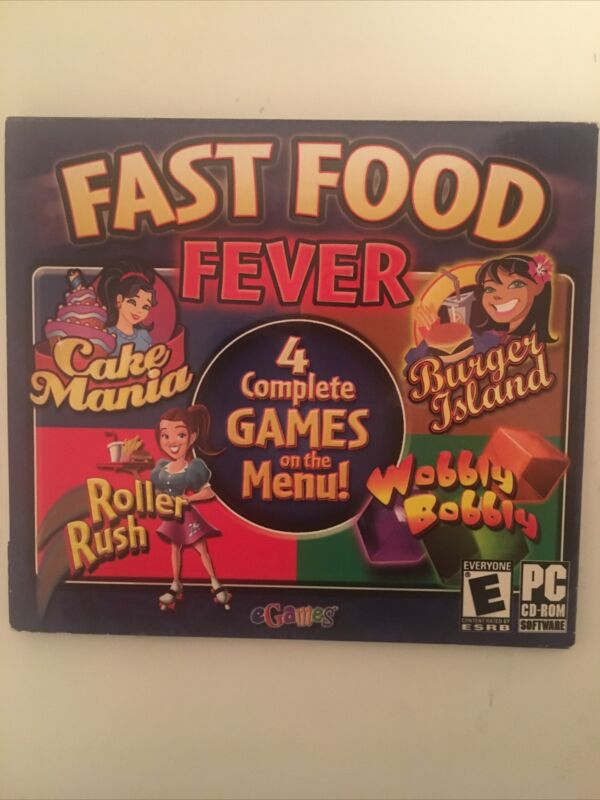 Fast Food Fever PC Game