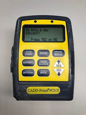 Cadd-prizm Pcs Ii 6101 Ambulatory Infusion Pump