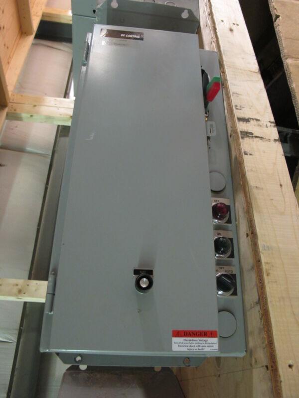 GE CR308 Size 0 Combo Mag Starter, WARRANTY