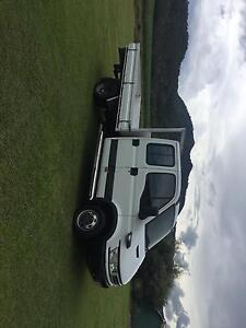 7 seater Iveco tray back Gordonvale Cairns City Preview