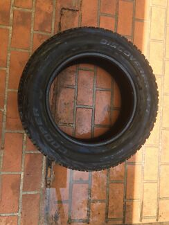 Good condition tyre 265/60 R18