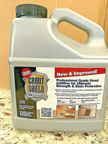 MIRACLE SEALANTS GROUT SHIELD PROFESSIONAL GROUT PROTECTANT 70 oz BOTTLE