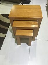 Nest of Tables (3) Rothwell Redcliffe Area Preview