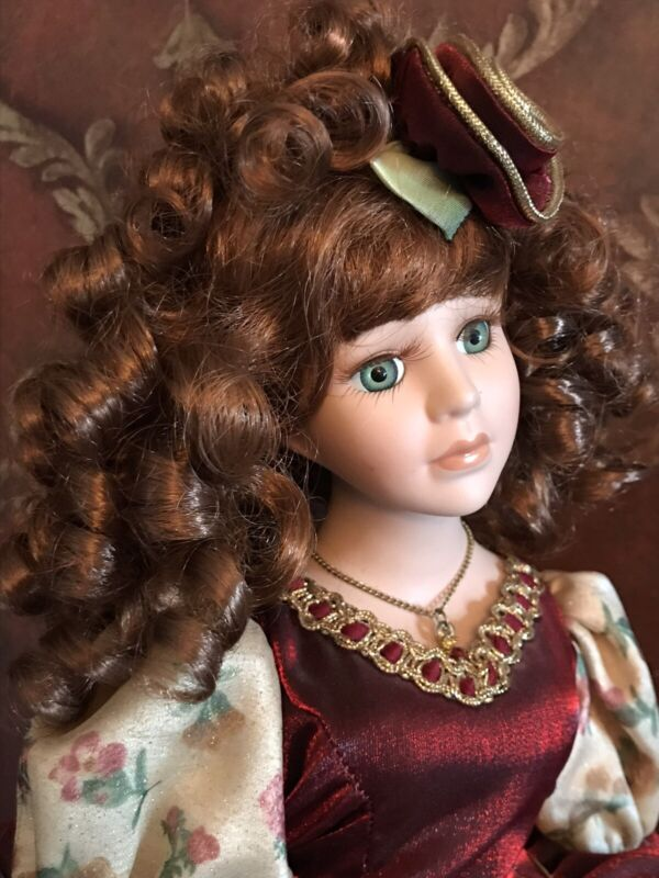 Highly Active Spirit Haunted Doll ~ Paranormal Apparition ~ Kristy