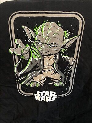 Yoda T-Shirt - Size 2XL - Funko Pop Smuggler's Bounty Exclusive! Star Wars! NEW!