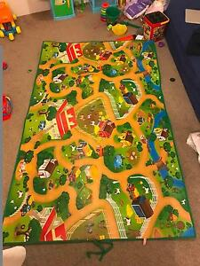 Leka Play Mat( (IKEA), Toysrus Play mat & Walker by Fisher Price Sydney City Inner Sydney Preview