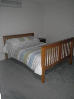 Large bedroom with share bathroom in quiet well positioned house