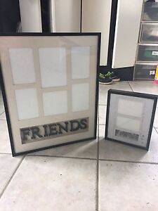 2 picture frames.