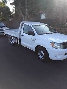 2007 TOYOTA HILUX GGN15R SR V6 4.0 AUTOMATIC UTE , 1 OWNER, TRAY Westmead Parramatta Area Preview