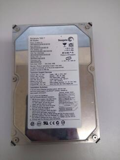 Seagate Barracuda 80GB 7200RPM IDE Hard Drive ST380011A