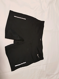Nike womens dri fit shorts Varsity Lakes Gold Coast South Preview