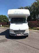 Mercedes sprinter 313 CDI motorhome Sandstone Point Caboolture Area Preview