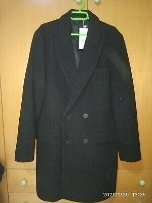 Chaqueta de lana negra elegante marca SEMIR