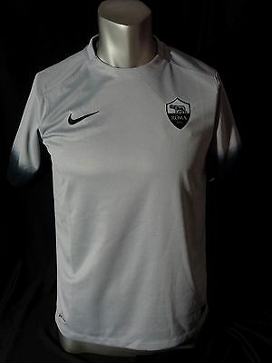 Roma third soccer jersey 2015/16 youth size XL image