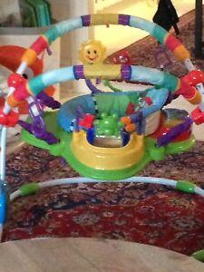 Jumperoo exersaucer baby Einstein