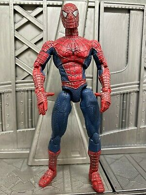 Marvel Legends Spider-Man Movie Tobey Mcguire Classics 6