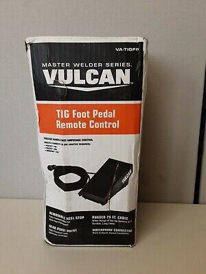 Vulcan Tig Foot Pedal Remote Control Va-tigfp