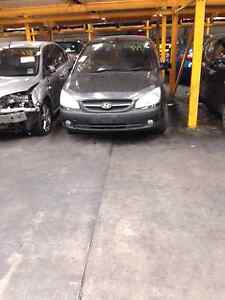 2010 Hyundai getz for parts Campbellfield Hume Area Preview