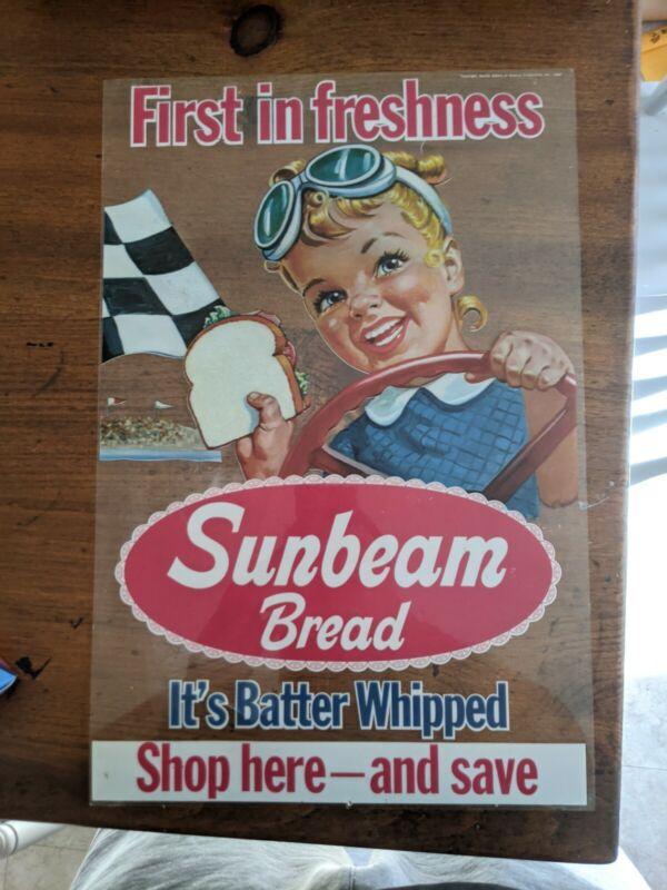 """Rare 1969 clear Sunbeam """"It"""