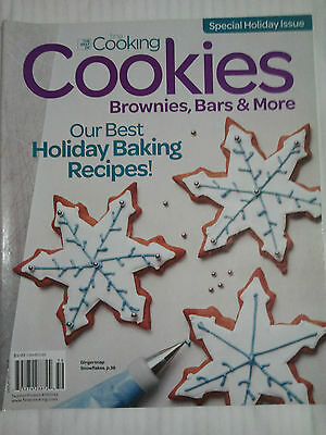 COOKIES BROWNIES BARS & MORE OUR BEST HOLIDAY BAKING