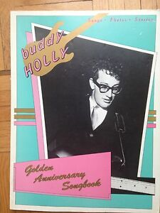 Buddy  Holly Golden Anniversary Songbook