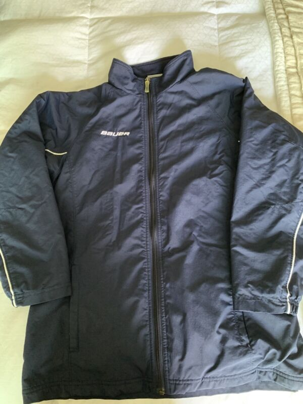 Bauer Youth Warm-Up Jacket Size Youth Large