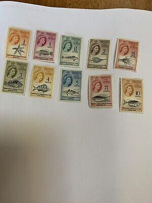 British Tristan da Cunha good lot of stamps very fine MH