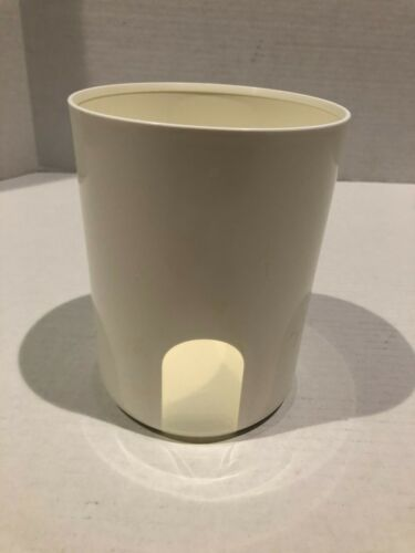 """TUPPERWARE ONE TOUCH Reminder Window REPLACEMENT CANISTER """"B"""" 2420 NO LID E21"""