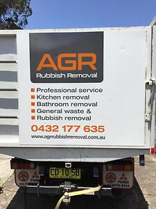 AGR RUBBISH REMOVAL Hornsby Hornsby Area Preview