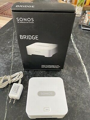 LNIB Sonos Bridge Wireless Hifi SW 4.0 Model-BRIDGUS1