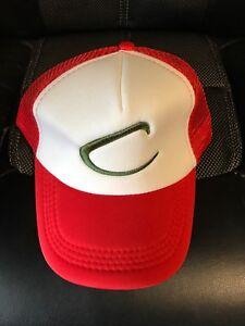 Ash Ketchum Pokemon Hat