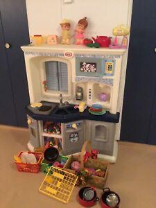 Cuisinière pour enfants
