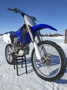 Clean yz250f trade 4 sled