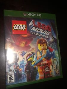 Xbox x box one games the LEGO movie video game