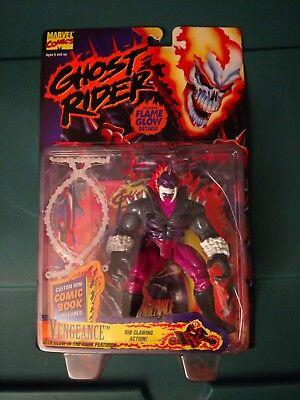 1995 Ghost Rider Vengeance by Toy Biz.
