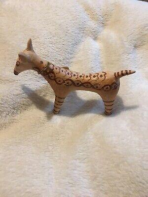 Vintage Replica Of ancient Greek animal  idol model