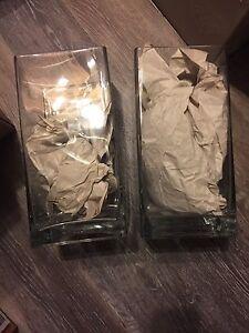 2 IKEA Vases (Large)
