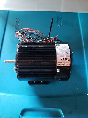 Bodine 42r5bfpp Electric Motor 230460v 14 Hp 1700 Rpm New