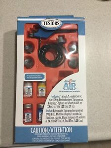 Testers airbrush set brand new never opened.