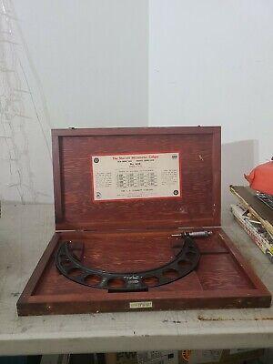Starrett 436 Fl Outside Micrometer 9-10 .001