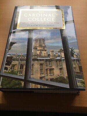 THE CARDINAL'S COLLEGE CHRIST CHURCH OXFORD CURTHOYS H/B DJ 2012 1st edition