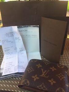 Louis Vuitton PF . Multiple NM Monogram Wallet
