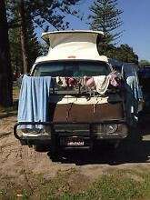 1982 Toyota Hiace - Fantastic Family or Backpacker Van Mansfield Brisbane South East Preview