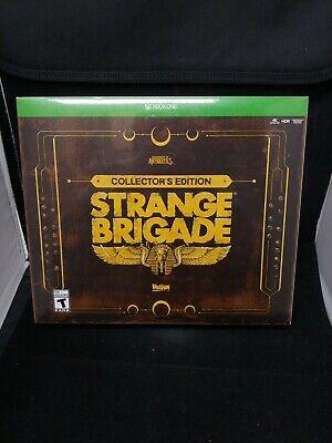 Strange Brigade Collector's Edition (Xbox One) BRAND NEW