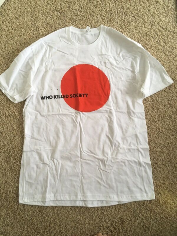 Who Killed Society Shirt Pearl Jam Men