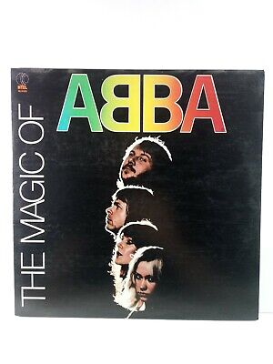 ABBA – The Magic Of… – 1980 Vinyl Record K-Tel NU9510